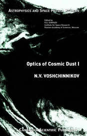 Optics of Cosmic Dust 1 by N.V. Voshchinnikov