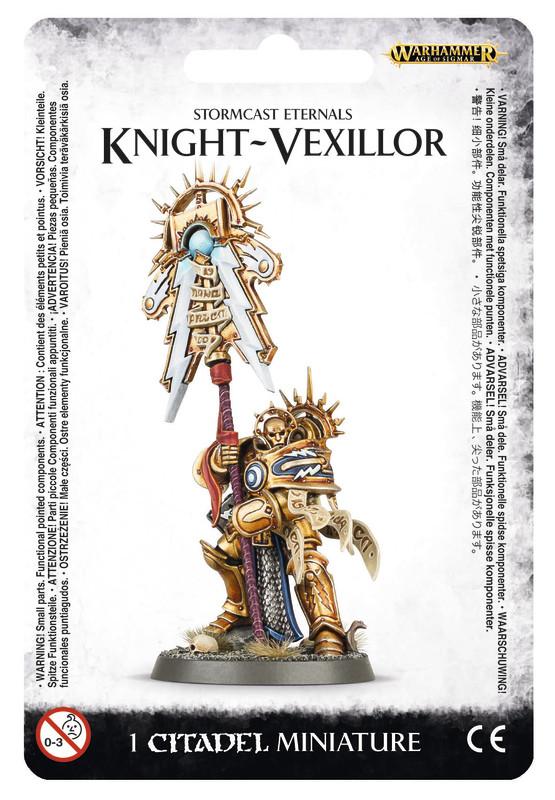 Warhammer Stormcast Eternals: Knight Vexillor