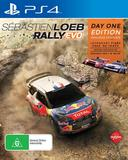 Sebastien Loeb Rally Evo Day 1 Edition for PS4