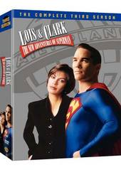 Lois & Clark: The New Adventures Of Superman Season 3 (6 Disc Set) on DVD