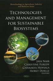 Technologies and Management for Sustainable Biosystems image