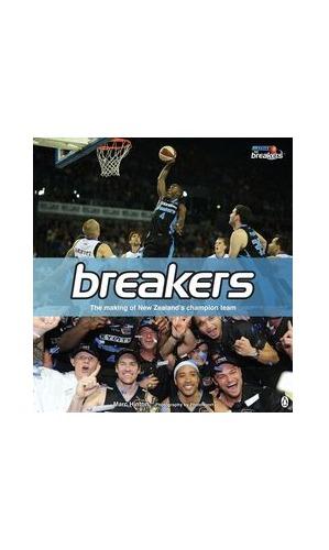 Breakers by Marc Hinton