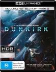 Dunkirk (4K UHD + Blu-ray) on UHD Blu-ray