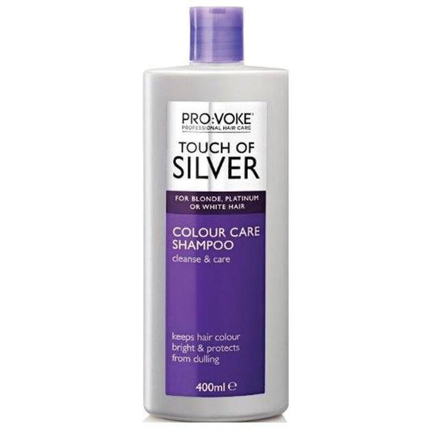 Provoke Touch of Silver Colour Care Shampoo (400ml)