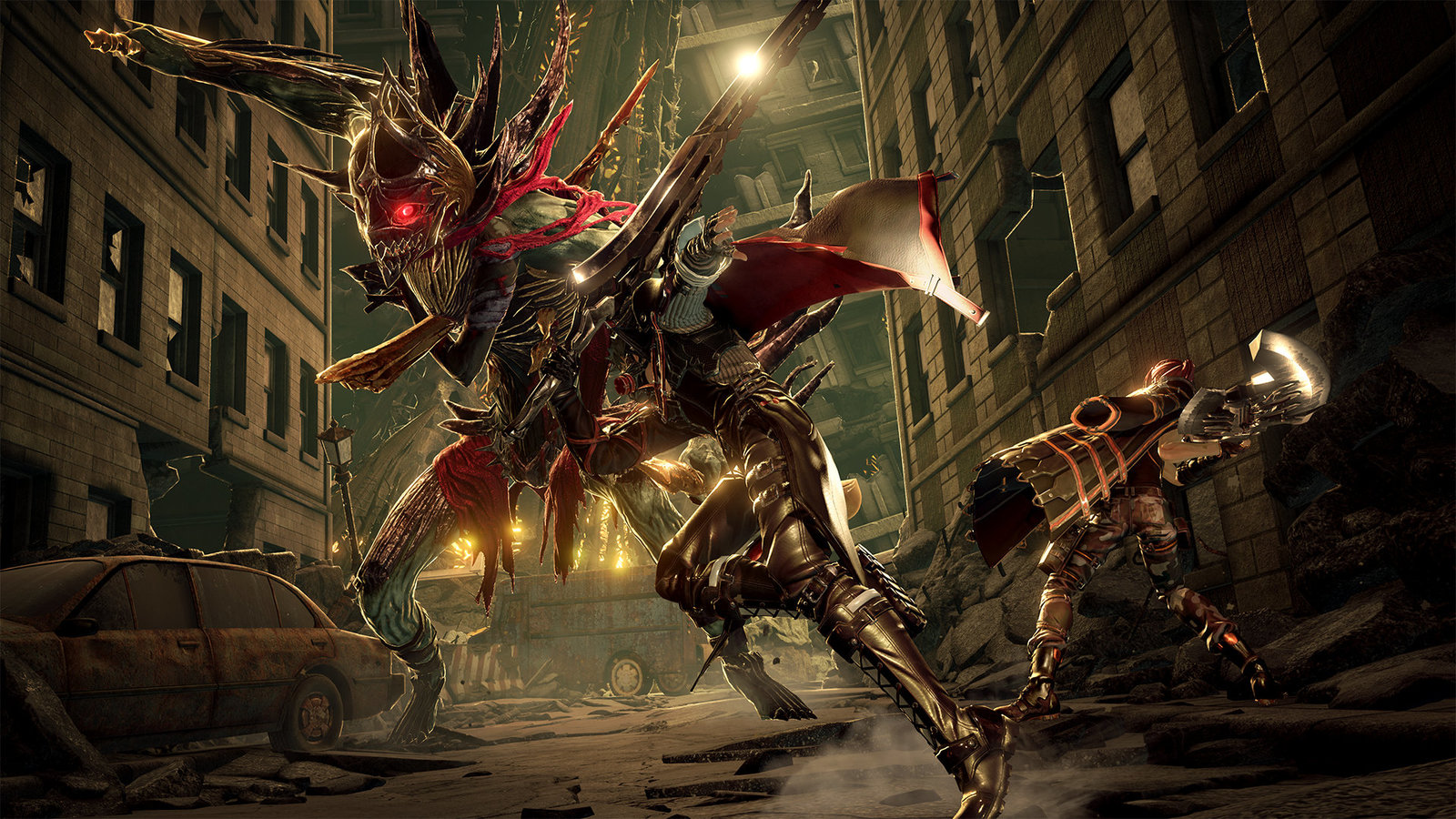 Code Vein for PS4 image
