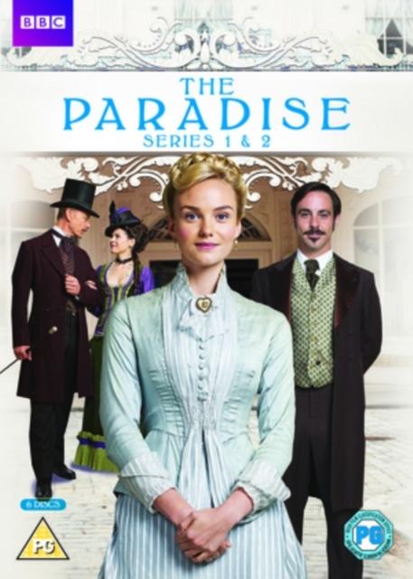 Paradise Series 1-2 Box Set on DVD