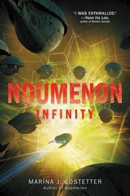 Noumenon Infinity by Marina J Lostetter