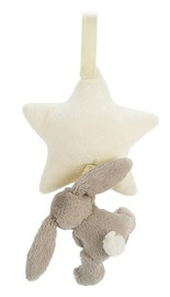 Jellycat: Bashful Beige Star - Musical Pull Plush image