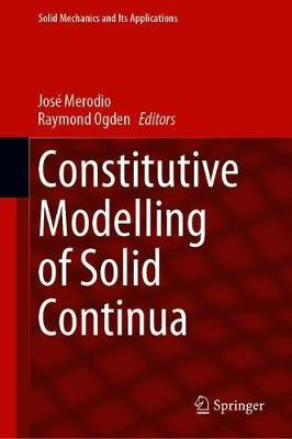 Constitutive Modelling of Solid Continua