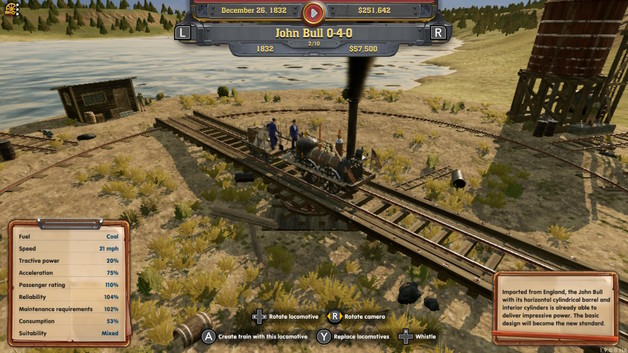Railway Empire for Switch