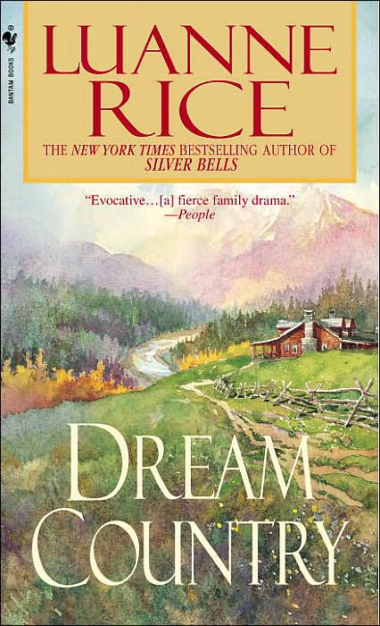 Dream Country by Luanne Rice image