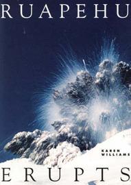 Ruapehu Erupts by Karen Williams image