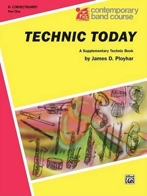 Technic Today, Part 1 by James D Ployhar image