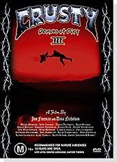 Crusty Demons Of Dirt 3 on DVD