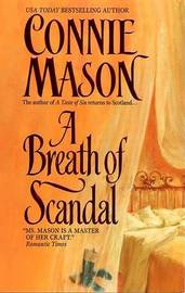 A Breath of Scandal by Connie Mason image