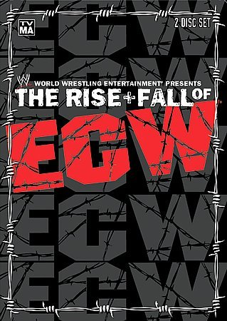 WWE - The Rise And Fall Of ECW (2 Disc Set) on DVD