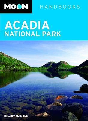 Moon Acadia National Park by Hilary Nangle