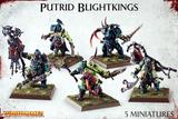 Warhammer Putrid Blightkings