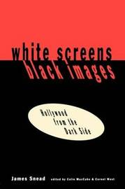 White Screens/Black Images by James Snead image