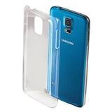 Promate Crystal Clear Transparent Shell Case for Samsung S5