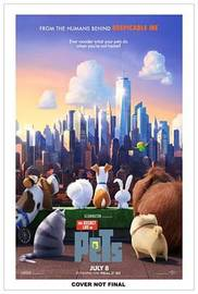 The Secret Life of Pets: The Junior Novelization by David Lewman