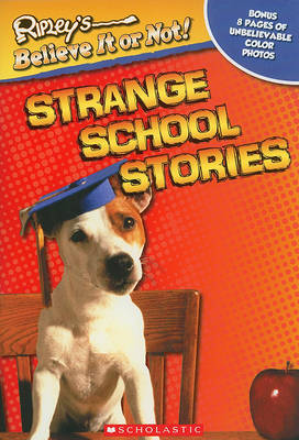 Strange School Stories by Mary Packard