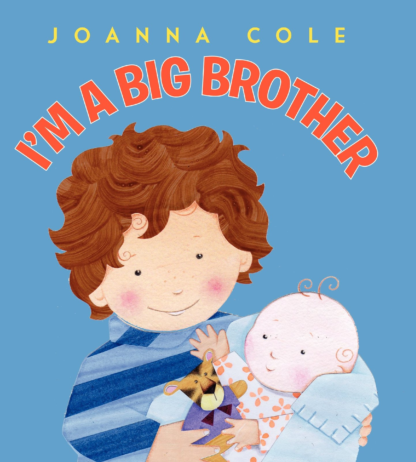 I'm a Big Brother by Joanna Cole image