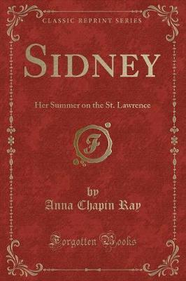Sidney by Anna Chapin Ray image