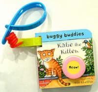 Sound-button Buggy Buddies: Katie the Kitten image