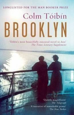 Brooklyn by Colm Toibin image