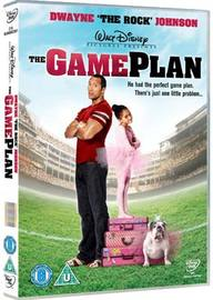 The Game Plan on DVD