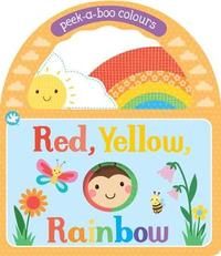 Red, Yellow, Rainbow by Parragon Books Ltd image