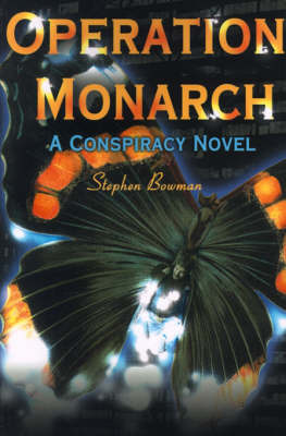 Operation Monarch by Stephen Bowman image