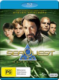 Seaquest DSV: Season 2 on Blu-ray