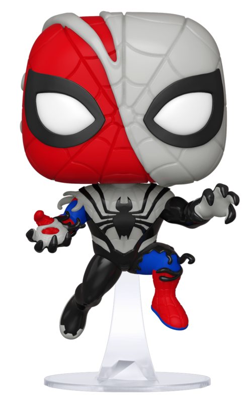 Marvel: Venomized Spiderman - Pop! Vinyl Figure