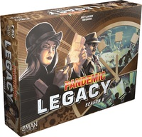 Pandemic Legacy: Season 0 image