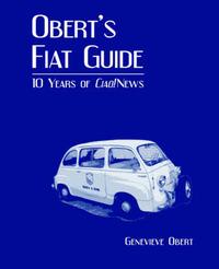 Obert's Fiat Guide by Genevieve Obert