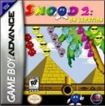 Snood 2: On Vacation for Game Boy Advance