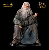 Lord of the Rings Gandalf Statue - by Weta