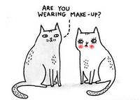 A Cat's Life by Gemma Correll image