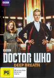 Doctor Who: Deep Breath on DVD