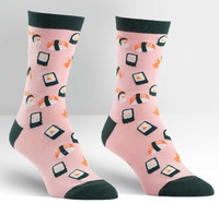 Womens- Sushi Crew Socks
