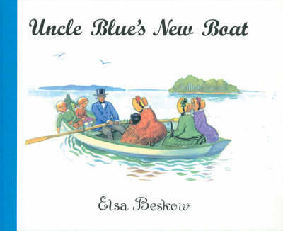 Uncle Blue's New Boat by Elsa Beskow image