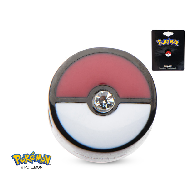 Pokemon Pokeball Charm