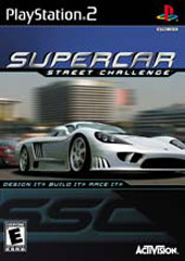 Supercar Street Challenge for PS2