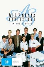 All Saints - Series 1: Episodes 25-32 (2 Disc Set) on DVD