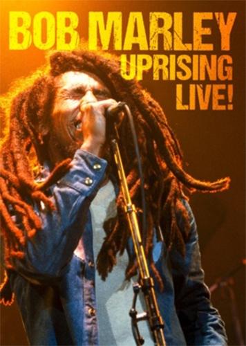 Bob Marley Uprising Live! on DVD