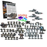 Warpath: Operation Heracles Two-Player Mega Battle Set