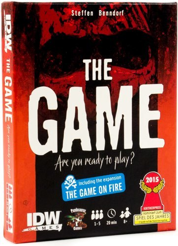 The Game On Fire image