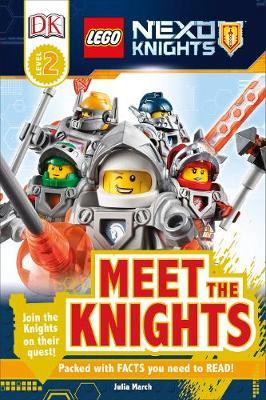 LEGO (R) NEXO KNIGHTS Meet the Knights by Julia March image